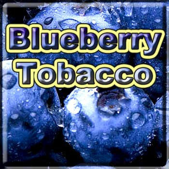 BlueBerry Tobacco - The Vapor Girl - eliquid / e juice