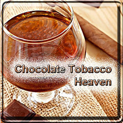 Chocolate Tobacco Heaven - The Vapor Girl - eliquid / e juice