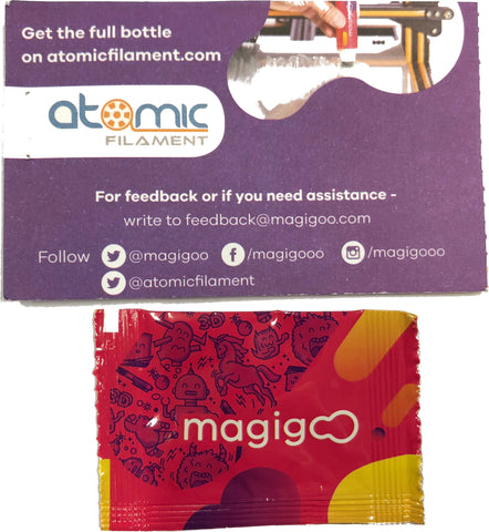 *Gift* Magigoo 3D Print Adhesive Sample packet