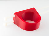 Gemstone Ruby Red Translucent PLA