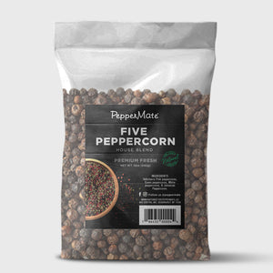 Gourmet Five Peppercorn Blend