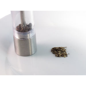 Single Table Top Fresh Salt and Pepper Mill - PepperMate.com | The Home of the World Famous and Best Pepper Mills and Grinders | Fresh Pepper Every Time