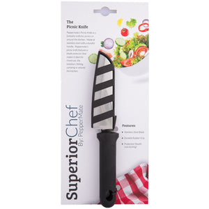 Superior Chef Picnic Knife - PepperMate.com | The Home of the World Famous and Best Pepper Mills and Grinders | Fresh Pepper Every Time