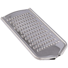 Load image into Gallery viewer, Superior Chef Flat Fine Slot Grater - PepperMate.com | The Home of the World Famous and Best Pepper Mills and Grinders | Fresh Pepper Every Time