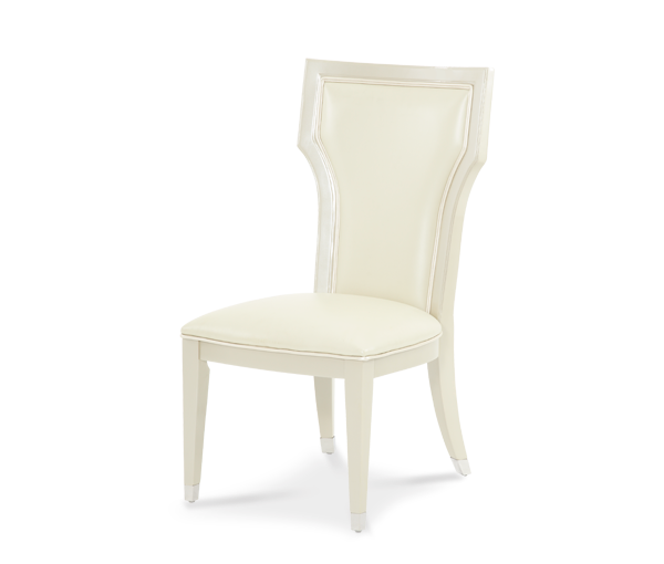 AICO - Michael Amini - Beverly Blvd Pearl Side Chair