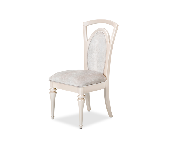 AICO - Michael Amini - Overture Champ.agne Side Chair