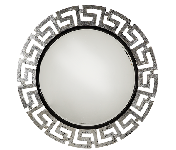 AICO - Michael Amini - After Eight Wall Mirror
