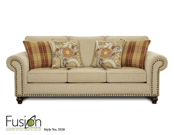 Fusion - 3110 Out West Sofa