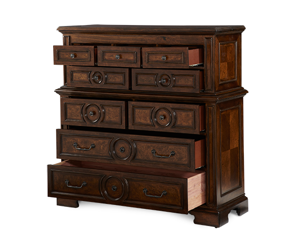 AICO - Michael Amini - Bella Cera 9 Drawer Chest
