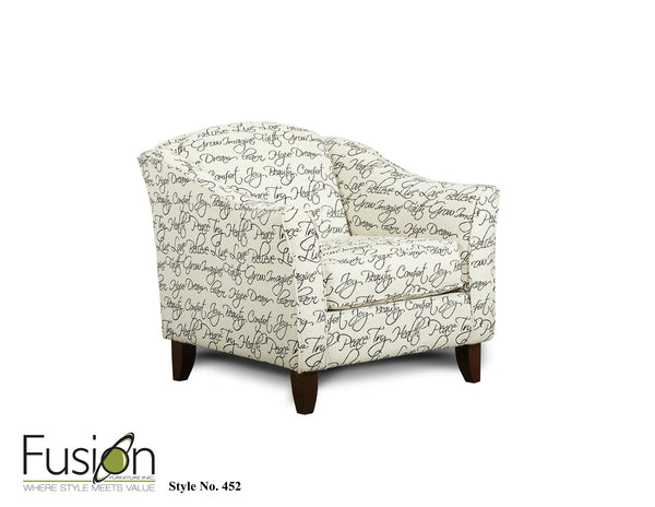Fusion 452 KP Odin Chair