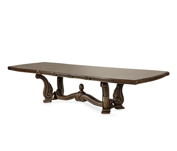 AICO - Michael Amini - Oppulente Rectangular Dining Table (2 pc)