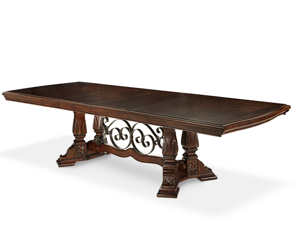 AICO - Michael Amini - Windsor Court Rectangular Dining Table
