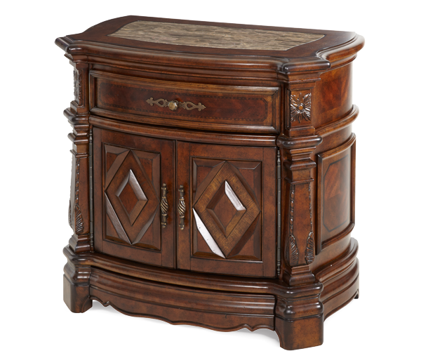 AICO - Michael Amini - Windsor Court Nightstand