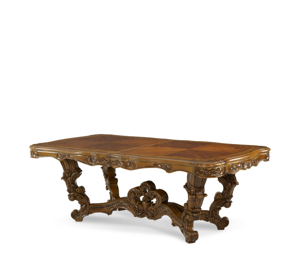 AICO - Michael Amini - Palais Royale Rectangular Dining Table (2 pc)