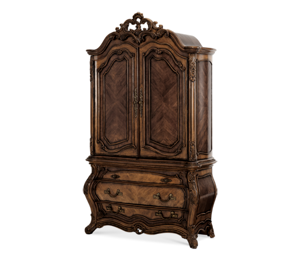 AICO - Michael Amini - Palais Royale Armoire (2 pc)
