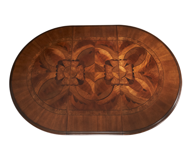 AICO - Michael Amini - Villa Valencia Round Dining Table (2 pc)
