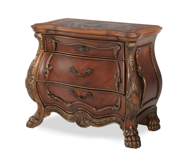 AICO - Michael Amini - Chateau Beauvais Bedside Chest