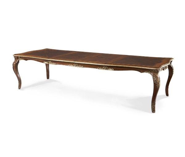 AICO - Michael Amini - Imperial Court Rectangular Leg Dining Table