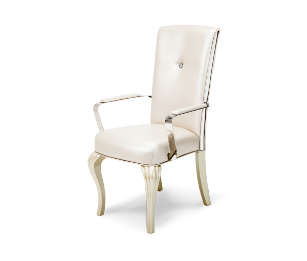 AICO - Michael Amini - Hollywood Loft Arm Chair Pearl