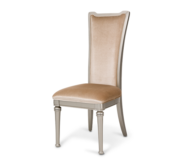 AICO - Michael Amini - Bel Air Park Side Chair Champagne
