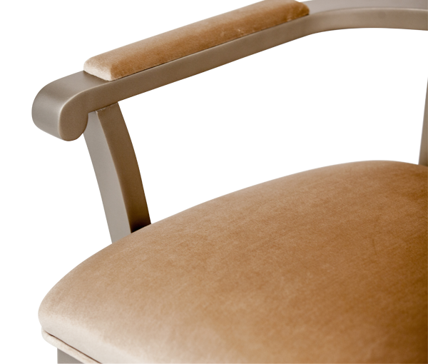 AICO - Michael Amini - Bel Air Park Arm Chair Champagne