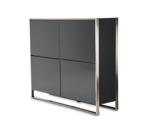 AICO - Michael Amini - Metro Lights Accent Cabinet
