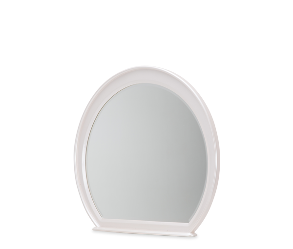 AICO - Michael Amini - Glimmering Heights Wall Mirror Ivory