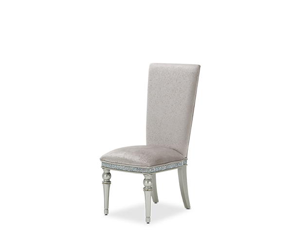 AICO - Michael Amini - Melrose Plaza Side Chair Dove