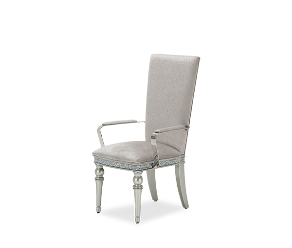 AICO - Michael Amini - Melrose Plaza Arm Chair Dove
