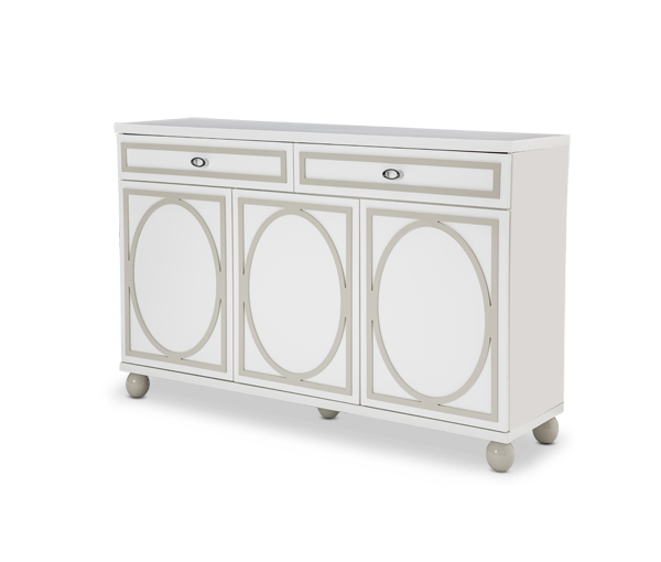 AICO - Michael Amini - Sky Tower Sideboard Cloud White