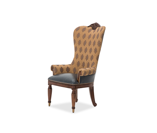 AICO - Michael Amini - Grand Masterpiece Assm. Arm Chair Royal Sienna