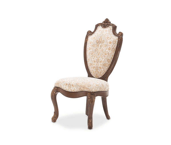 AICO - Michael Amini - Villa di Como Side Chair Portobello