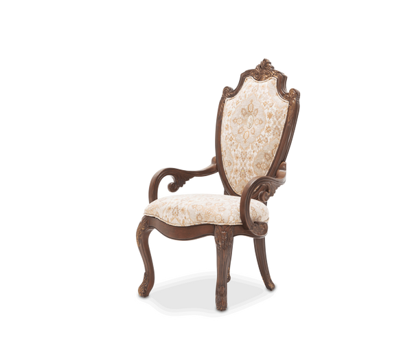 AICO - Michael Amini - Villa di Como Arm Chair Moonlight