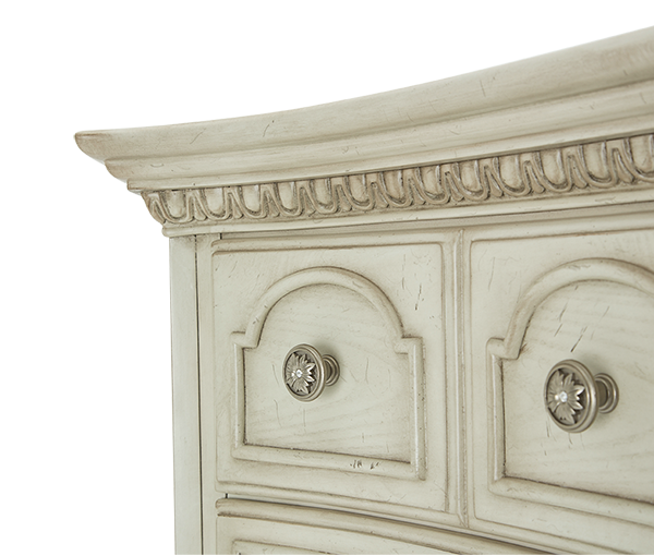 AICO - Michael Amini - Villa di Como Chest/TV Console (2 pc)