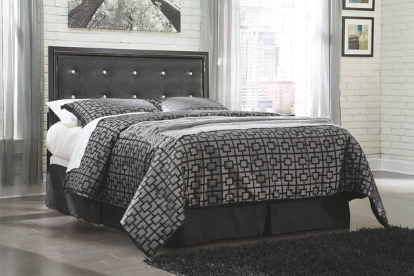 Ashley Signature - Beds -  Alamadyre Queen/Full UPH Panel Headboard- Kagans Home