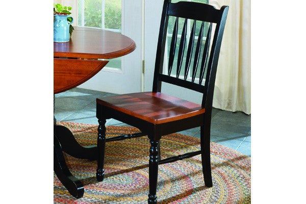 A-America - British Isles OB Slatback Side Chair