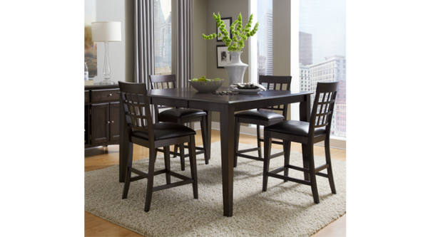 A-America - Bristol Point Warm Gray Gather Height Table