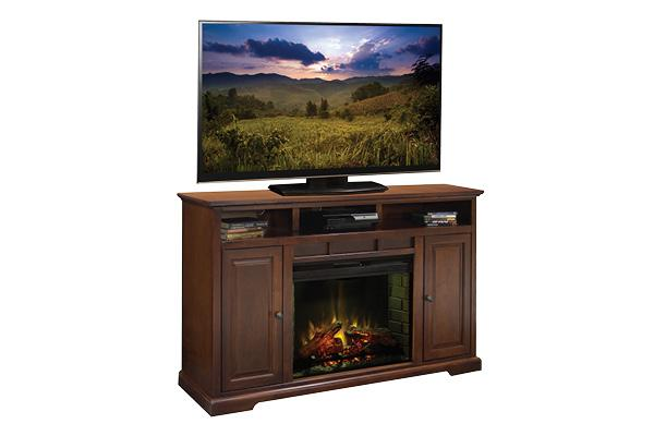 "BW5101 -64"" Fireplace Console - Kagan's Home"