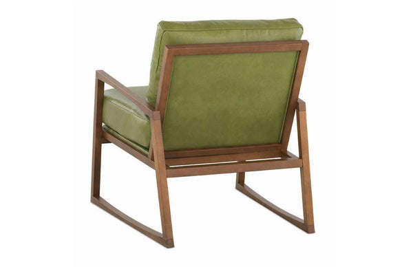 ROWE - ROBIN BRUCE - BECKETT LEATHER CHAIR