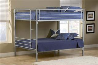 Hillsdale - Brayden Full/Full Bunk Bed