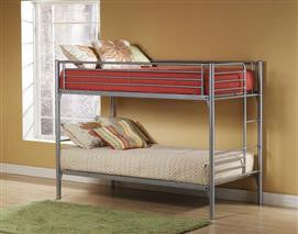 Hillsdale - Brayden Twin/Twin Bunk and Chest