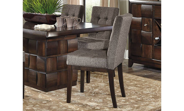 Ashley Signature - Chairs -  Chanella Dining UPH Side Chair (2/CN)- Kagans Home