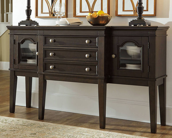 Ashley Signature - Dining Storage -  Alexee Dining Room Server- Kagans Home