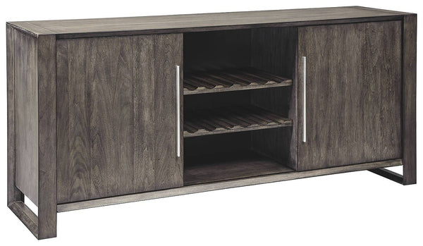Ashley Signature - Dining Storage -  Chadoni Dining Room Server- Kagans Home