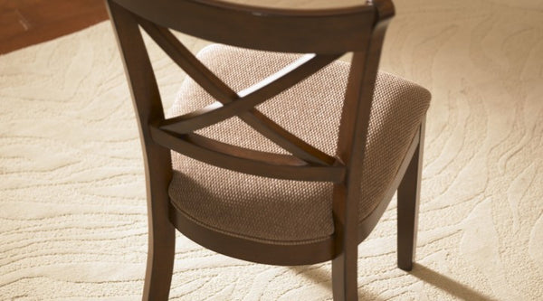 A-America - Desoto Oval X Back Side Chair 2