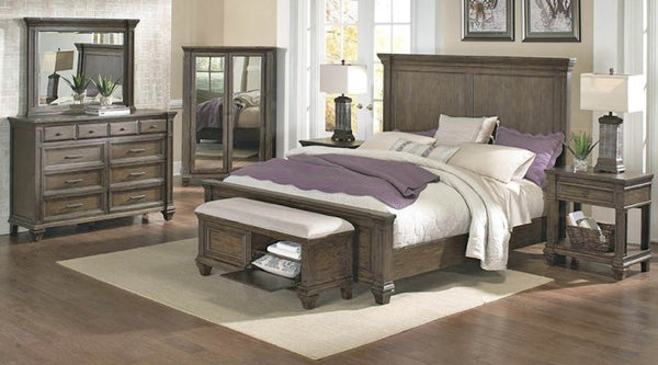 A-America - Gallatin Panel Bed 1