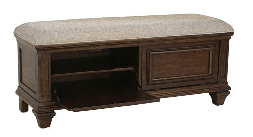 A-America - Gallatin Storage Bench 2