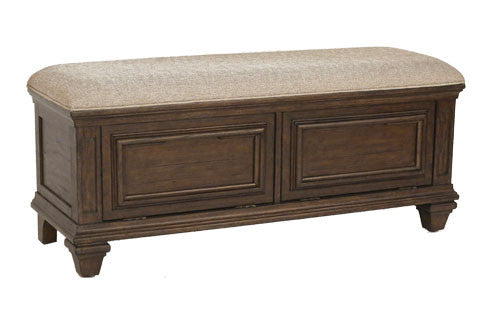 A-America - Gallatin Storage Bench 1