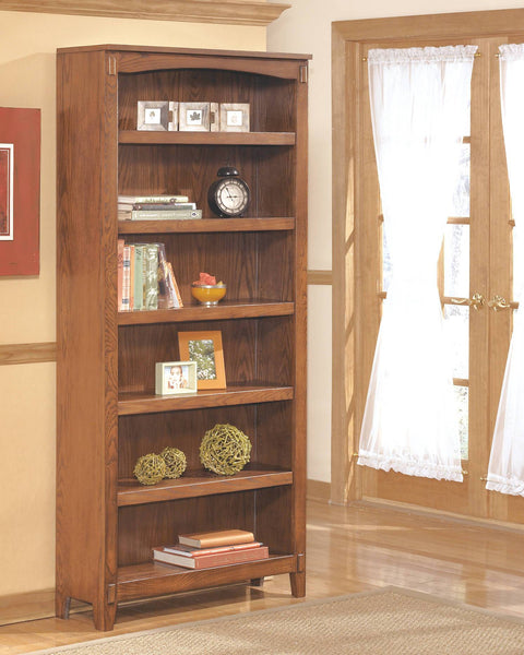 Ashley Signature - Bookcases -  Cross Island Large Bookcase- Kagans Home
