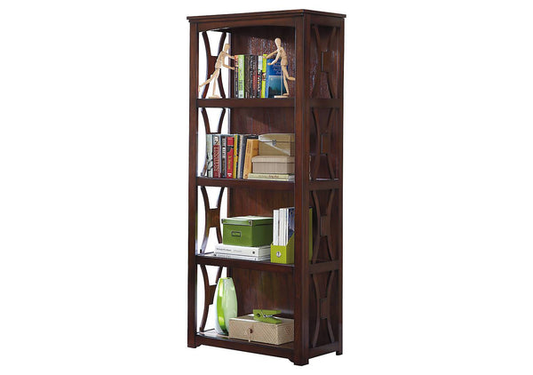 Ashley Signature - Bookcases -  Devrik Bookcase- Kagans Home